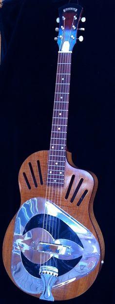 Donmo Resonator Guitars, Australia