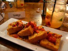 Polenta Frita | Tango Neuve Tapas and Wine | Kingston, Ontario