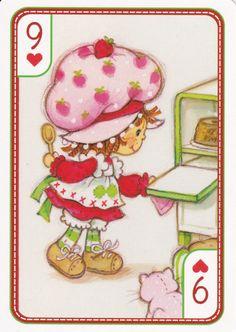 SSC Playing Cards - Best Deck - 47 Strawberry Shortcake Characters, Vintage Strawberry Shortcake, Childhood Friends, Childhood Memories, Huckleberry Pie, Short Cake, Paper Dolls Printable, Cartoon Tv Shows, Rainbow Brite