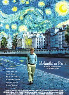 Medianoche en Paris