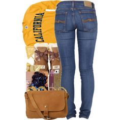 """""""Fall has BEGUN!"""" by lovely-98 on Polyvore"""