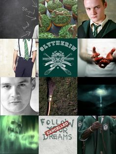 Slytherin Student Aesthetic |  Greg Goyle  He was just another kid who found himself a soldier in a war he hadn't volunteered for where even his supposed friends despised him because he wasn't clever, not like they were.  What do you do when you're the dumb sidekick?  Might as well soak your hands in that blood because it's all you have anymore.  Might as well do what you're told.