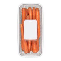 Zullen we wortelen eten?  #vers #greensaver #oxo