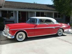 Learn more about 1955 Chrysler Imperial Coupe on Bring a Trailer, the home of the best vintage and classic cars online. Chrysler Voyager, Vintage Cars, Antique Cars, Vintage Auto, Dodge Chrysler, Chrysler Usa, Chrysler Crossfire, Old American Cars, Chrysler Imperial
