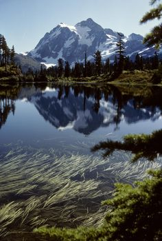 North Cascades National Park — Washington