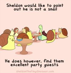 Party guests