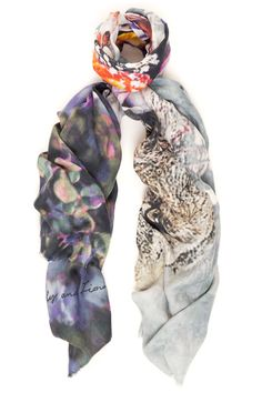 Oberon Sky - Oversized Scarves - Shop By - Lily and Lionel