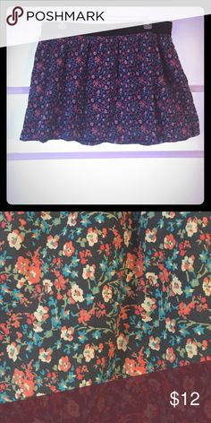 Floral Mini Skirt SALE  Cute floral mini skirt, perfect for summer! Old Navy Skirts Mini