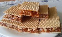 Spojení karamelu a křupavých oříšků je u nás doma oblíbenou sladkou dobrotou. No řekněte, nevypadají skvěle? Autor: Mineralka