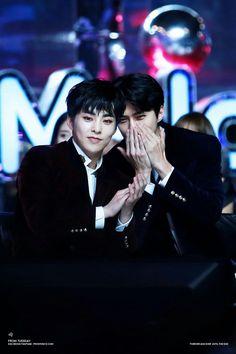 [171202] #EXO #XIUMIN #SEHUN @MELON music Awards