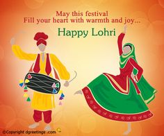 Dgreetings - Lohri Cards