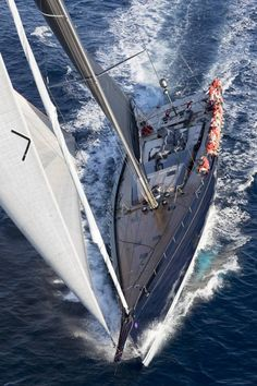 Baltic Yachts Has Delivered MY SONG