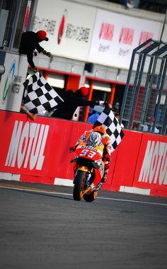 Marc Marquez #93 GP Motegi