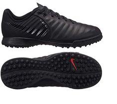 8128f16564e2 NIKE JR Legend 7 Academy TF Boys Soccer-Shoes AH7259 Black Black  fashion