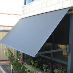 Awning Color Choices In Woven Acrylic Fabric Sunsetter
