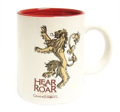 [Import Anglais]Game of Thrones Lannister cup white And Red: Amazon.it: Videogiochi
