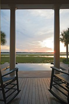 The South Carolina Lowcountry. One day this will be the view that we see every day off of our big wrap around front porch :)