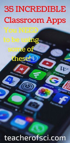 Do you want to know what the BEST Classroom Apps are for Relax, I've done the hard work for Teacher Apps, Teacher Blogs, Teacher Resources, Teacher Stuff, First Year Teachers, New Teachers, Best Apps For Teachers, Teaching Technology, Educational Technology