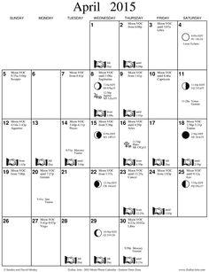 Best 25 Moon Phase Calendar Ideas On Pinterest New Moon