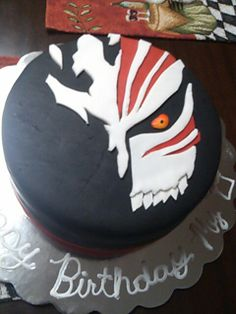 Bleach ~~ Amazing cake