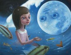 Amazing art by Ana Bagayan!