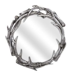 IMAX Aspen Antler Wall Mirror