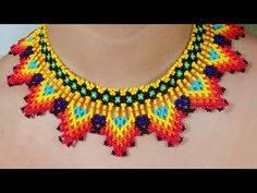 Band, Diy And Crafts, Crochet Necklace, Jewelry, Youtube, Necklaces, Stud Earrings, Creative Crafts, Sash