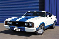 1978 Ford Falcon XC GT Cobra Coupe - List of the most beautiful classic cars Australian Muscle Cars, Aussie Muscle Cars, Old Muscle Cars, Best Muscle Cars, American Muscle Cars, Ford Falcon, Ford Classic Cars, Best Classic Cars, Ford Gt
