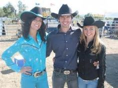 heartlandtvfan: HEARTLAND While filming 'SWEETHEART of the RODEO' Michelle Morgan-Graham Wardle-Amber Marshall