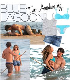 """Blue Lagoon: The Awakening"" by nykatphoto on Polyvore"