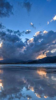 Waikawau Bay, Coromandel, North Island, New Zealand