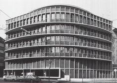 Herzog de Meuron_Wohn und Geschäftshaus 'Schwitter', Basel, 1988