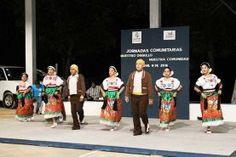 - Por la noche, se presentó evento cultural Yerbabuena, Jalpan de Serra Qro. Abril del 2016.- Como parte del Programa...