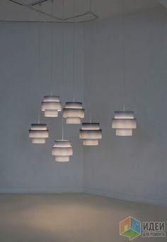 Современный светильник и традиционные мотивы