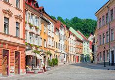 Ljubljana Castle Slovenia | Places to Visit in Slovenia | InterRail.eu