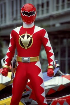 Power Rangers DinoThunder - Red Ranger