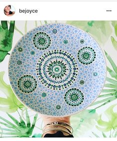 Pebble Painting, Pottery Painting, Dot Painting, Pebble Art, Stone Painting, Mandala Painting, Mandala Dots, Painting Techniques, Decoration