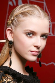 Sleek braids were a fixture among the fashion set and It-girls alike in 2016.