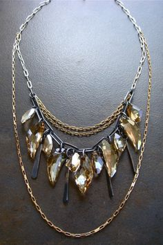 Jules Bijoux Short Layered Necklace