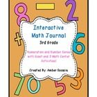This 3rd Grade Interactive Math Journal is for Numeration and Number Sense skills with one Scoot Activity and 3 Center Activities! This product is ...