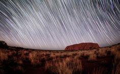 ayer's rock {uluru} australia by christoph schaarschmidt