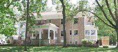 Van Noy Mansion — The Van Noy Mansion in Kansas City