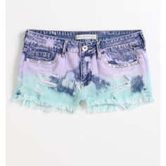 Bullhead Black Pool Party Shorts