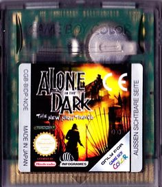 alone in the dark gba
