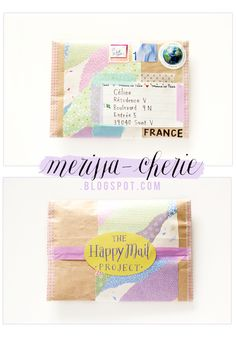 {The Happy Mail Project} No. 3