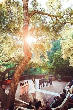 The 1909 Weddings | Get Prices for Los Angeles Wedding Venues in Topanga, CA #JES