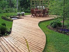 Outdoor Landscaping, Backyard Patio, Outdoor Gardens, Outdoor Decor, Garden Paving, Terrace Garden, Vegtable Garden Design, Outside Patio, Forest Garden