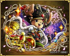 One Piece Fanart, One Piece Anime, One Piece Movies, Chopper, Main Colors, Anime Art, Art Pieces, Fan Art, Cruise