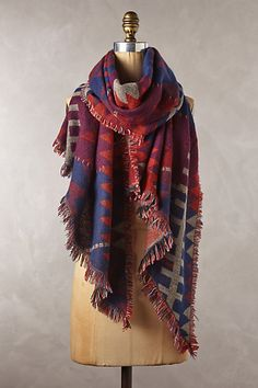 Ladder Trace Scarf - anthropologie.com