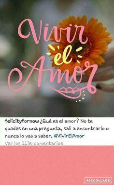 #VIVIR EL AMOR